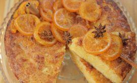 Πορτοκαλόπιτα από την Εύα Παρακεντάκη