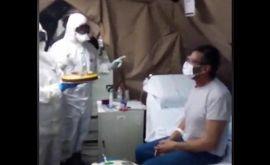 Ιταλία: Συγκινούν τα γενέθλια στο νοσοκομείο