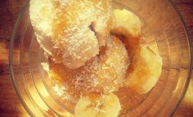 Παγωτό μόνο με τρία υλικά από την Εύα Παρακεντάκη!