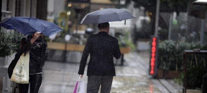 Κακοκαιρία «Αθηνά»: Βροχές και καταιγίδες στο μεγαλύτερο τμήμα της χώρας – Πού θα είναι έντονα τα φαινόμενα