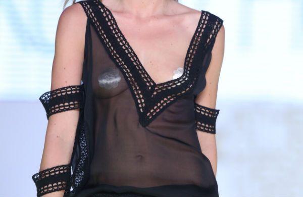 Ποια Ελληνίδα μοντέλο έκανε αυτή την εμφάνιση στην Athens Xclusive Designers Week;