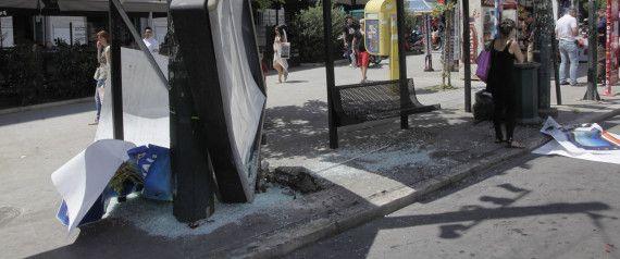 Τραγωδία στον Άγιο Δημήτριο: 18χρονος παρέσυρε και σκότωσε με Ι.Χ. 25χρονη που περίμενε το λεωφορείο