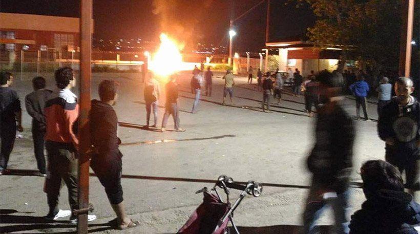 Νύχτα έντασης στο Ωραιόκαστρο – Οδηγός παρέσυρε και σκότωσε δύο πρόσφυγες