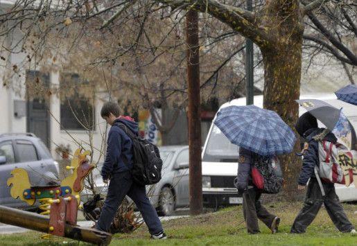 Καιρός – Έκτακτο δελτίο ΕΜΥ: Η κακοκαιρία «Μπάλλος» έρχεται με πτώση της θερμοκρασίας έως 7 βαθμούς