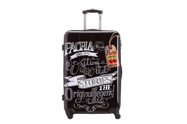 Carpisa for Pacha:Μια συλλογή από βαλίτσες για όσους  λατρεύουν να ταξιδεύουν με στυλ, άνεση και ποιότητα!