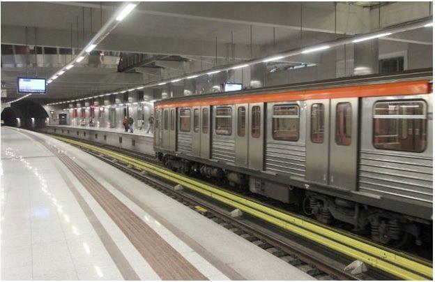 Χειρόφρενο στο μετρό την Πέμπτη: 24ωρη απεργία