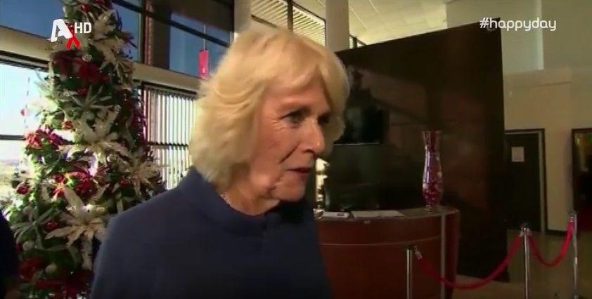 Οι ευχές της Camilla για τον γάμο του πρίγκιπα Harry με την Meghan Markle: «Είμαστε πολύ χαρούμενοι! Την έχασε η Αμερική, την κερδίσαμε εμείς…» (Video)