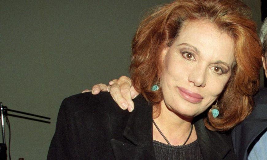Σπάνια δημόσια εμφάνιση για τη Μαίρη Χρονοπούλου- Που την εντόπισε ο φακός του Enter TV