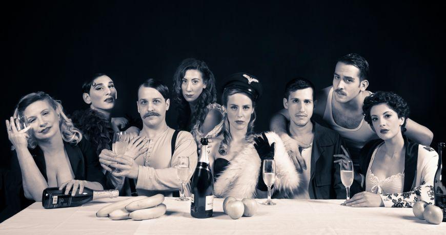 ''ΣΤΑ ΑΚΡΑ'': Το  αριστουργηματικό λογοτεχνικό έργο του  Ζωρζ Μπατάιγ έρχεται στο Θέατρο Χώρα