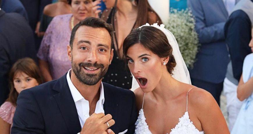 Σάκης Τανιμανίδης:Όταν στον γάμο μας είδα την Χριστίνα να έρχεται σε μένα ήθελα να βάλω τα κλάματα (Video)