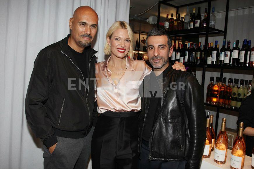 Σοκολατένια συνάντηση είχαν οι Έλληνες celebrities! (Photos)