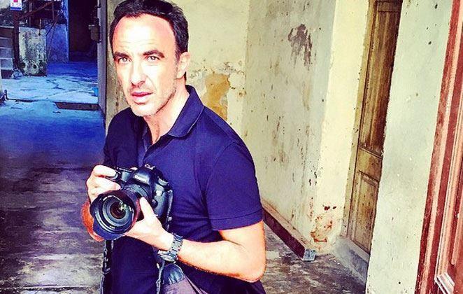 Βόλτα στην Αθήνα για τον Νίκο Αλιάγα και τον  Jean Paul Gaultier-Δείτε photo