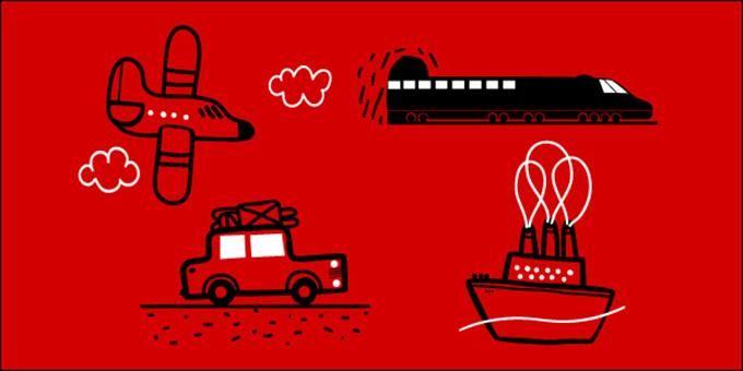 Αυτοκίνητο, λεωφορείο, μέτρο….τρένο, τραμ, πλοίο, ακόμα και αεροπλάνο έχω χρησιμοποιήσει για να πάω σε πρόβα