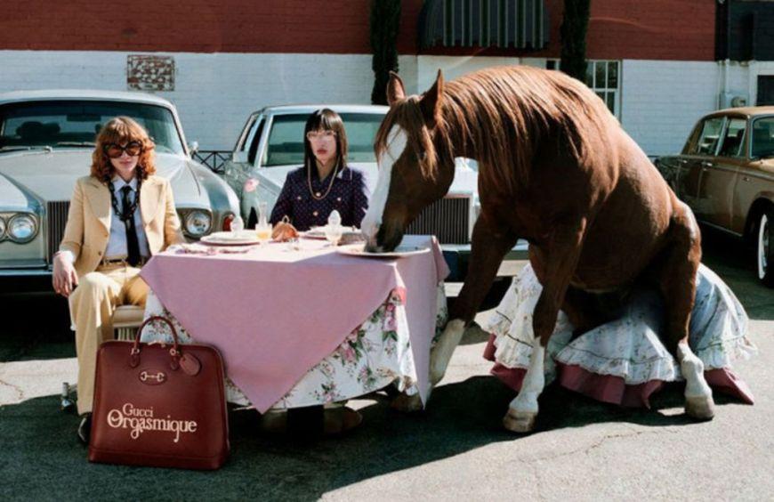 Ο Γιώργος Λάνθιμος σκηνοθέτησε τη νέα καμπάνια του οίκου Gucci