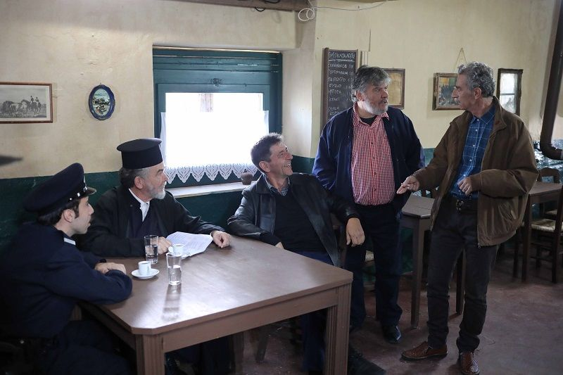 """To Kαφέ της Χαράς"": Η είδηση που προκαλεί έμφραγμα στον Περίανδρο"