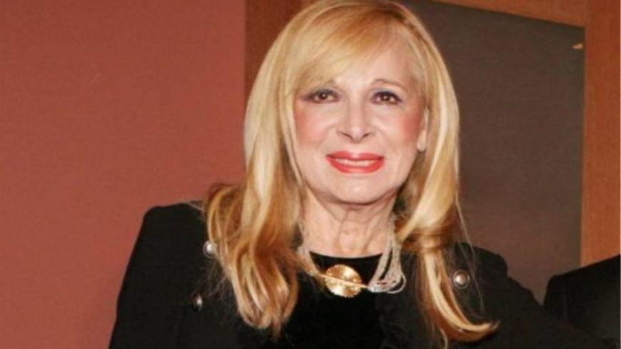 Άννα Φόνσου: Δεν ξέρω που είναι ο Γιώργος Μαρίνος,δεν  δέχεται κανέναν…