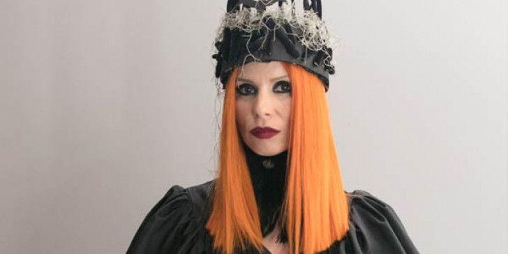 """Άντζυ Ανδριτσοπoύλου: Η φλογερή ginger που αποχώρησε από το """"My Style Rocks"""" λάμπει στο Αthens Fashion Film Festival!"""