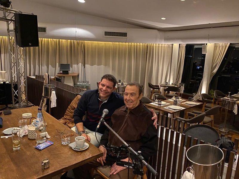 Γρηγόρης Μπιθικώτσης: Η συγκινητική ανάρτηση για τον Τόλη Βοσκόπουλο λίγο πριν την πρεμιέρα τους