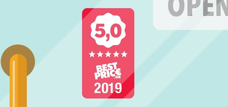 BestPrice Customer Review Awards 2019