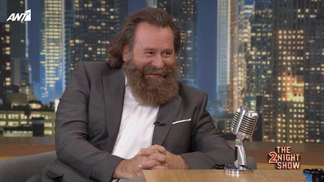 """Κωστής Σαββιδάκης:  Τι του ζήτησε να κάνει ο σκηνοθέτης των """"Άγριων Μελισσών"""" όταν του έδωσε τον ρόλο του παπά;"""