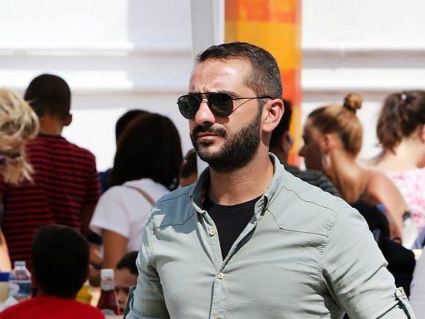 O Λεωνίδας Κουτσόπουλος είναι ερωτευμένος! Δείτε την κούκλα σύντροφο του