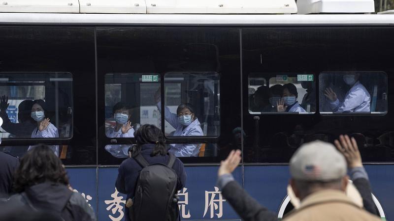 Κανένας θάνατος στην ηπειρωτική Κίνα, για πρώτη φορά αφότου ξέσπασε η πανδημία