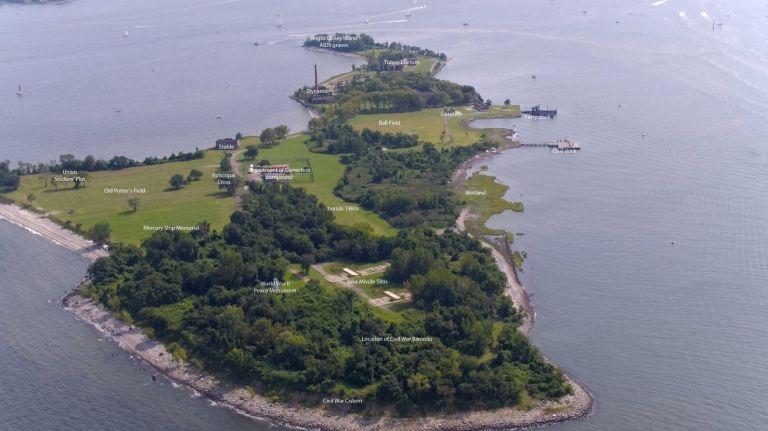Νήσος Χαρτ -Το σκοτεινό παρελθόν του νησιού των νεκρών στη Νέα Υόρκη