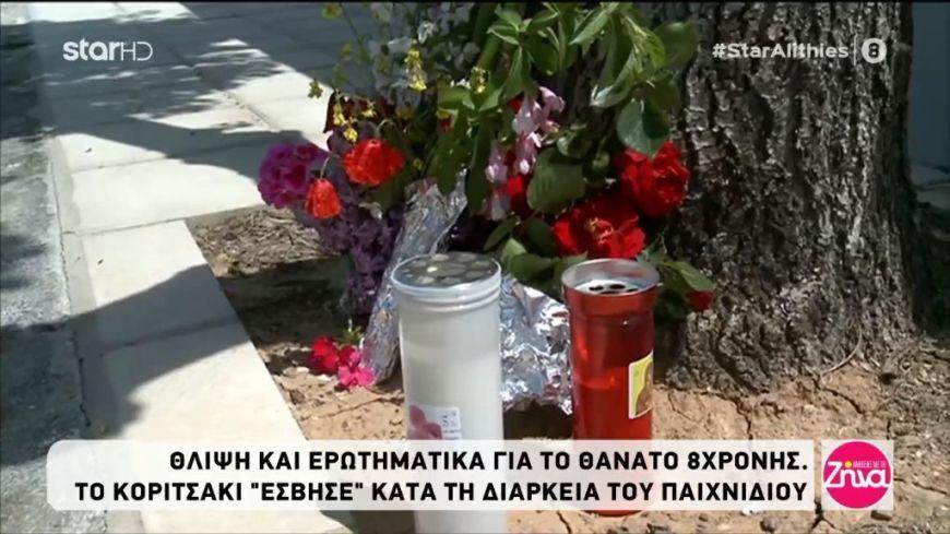 Τραγωδία στη Θεσσαλονίκη.Η  8χρονη Αρετούλα  δεν θα γυρίσει ξανά στο σπίτι…