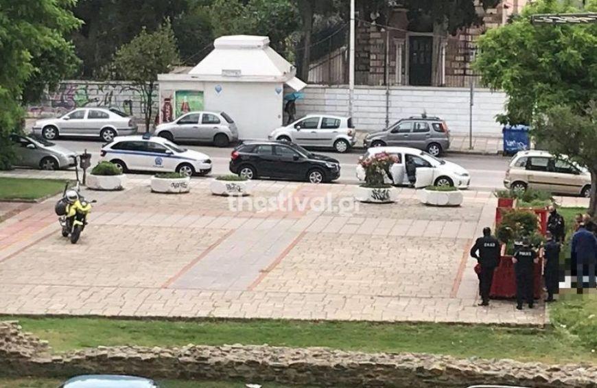 ΠΡΙΝ ΛΙΓΟ στη Θεσσαλονίκη: Εντοπίστηκε πτώμα άνδρα απέναντι από το ΑΠΘ