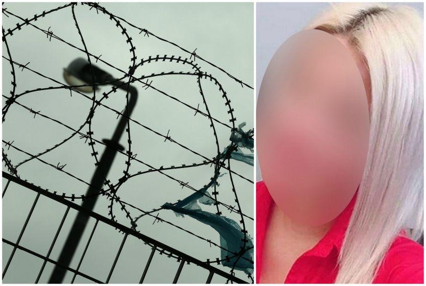 Βιτριόλι: «Ψάχνεται» να δουλέψει στις φυλακές για να μειώσει την ποινή η 35χρονη!