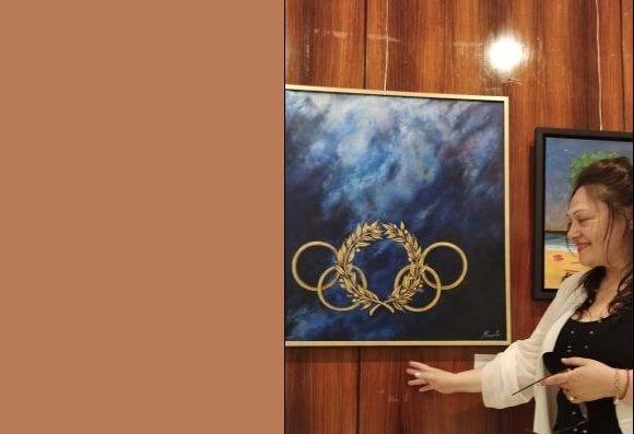 Εικαστική Έκθεση και βραβεύσεις  για την Εκεχειρία και το «Ευ Αγωνίζεσθαι»  στο πλαίσιο των εκδηλώσεων  του «Δρόμου Ολυμπιακής Εκεχειρίας 2020»
