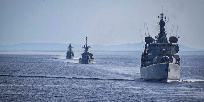 Απάντηση Ελλάδας – Κύπρου στην Τουρκία: Αντι-NAVTEX στην ίδια περιοχή!