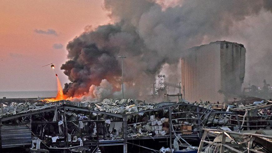Έκρηξη στη Βηρυτό: Έξι χρόνια στις αποθήκες οι 2.750 τόνοι νιτρικού αμμωνίου – 78 νεκροί, χιλιάδες τραυματίες