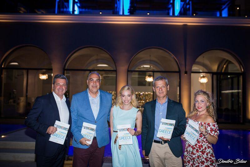 Μαρκέλλα Σαράιχα: Παρουσίασε το βιβλίο της 12 Month Journey In Greece στη Ρόδο παρουσία εκπροσώπων της Περιφέρειας και του Δήμου