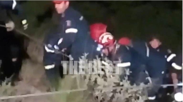Αχαΐα: Νεκρή μητέρα τεσσάρων παιδιών – Επεσε σε χαράδρα 100 μέτρων με το αυτοκίνητό της