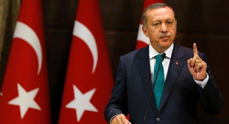 Νέα εμπρηστική δήλωση Ερντογάν: Εύχομαι να μην πληρώσουν το ίδιο τίμημα όπως πριν 100 χρόνια