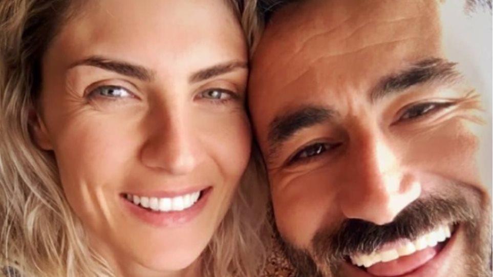 Η Κρίστη Καθαργιά δηλώνει δημόσια για τον Γιώργο Μαυρίδη: Σας έχω πει ότι αγαπάω τον άντρα μου περισσότερο απ'όσο φανταζόμουν;