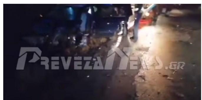 Θρήνος – Νεκρή και η 17χρονη απο το τροχαίο στην Πρέβεζα