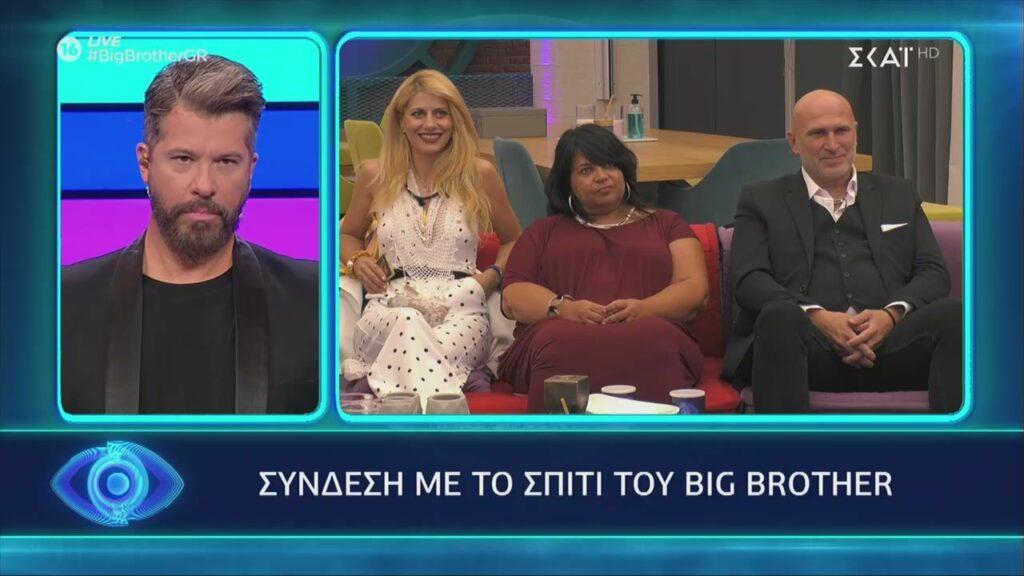 Πτώση στην τηλεθέαση του live του Big Brother