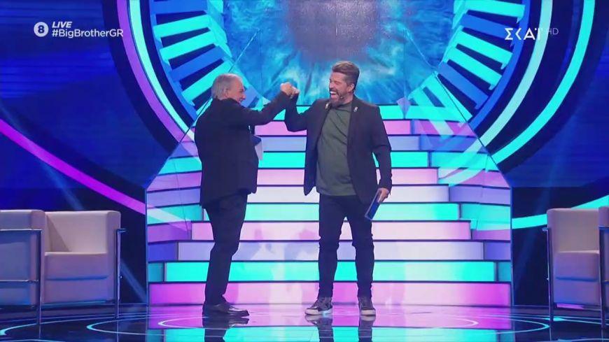 Big Brother:  Δείτε τι έγινε στην τηλεθέαση του πρώτου live