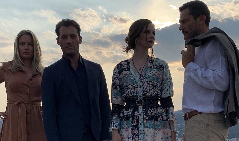 """""""Ήλιος"""": Δείτε backstage φωτογραφίες από τα γυρίσματα της σειράς στην Καβάλα"""