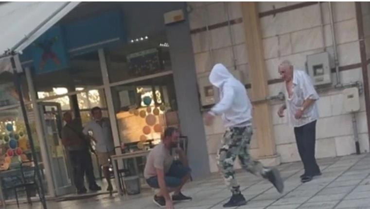 Ανατριχιαστικό βίντεο – ντοκουμέντο από τον πυροβολισμό άνδρα στη Θεσσαλονίκη
