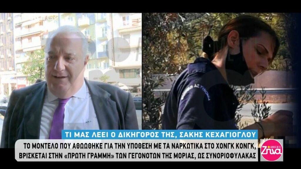 Ο Σάκης Κεχαγιόγλου για τη νέα ζωή της Ειρήνης Μελισσαροπούλου: Έχω μιλήσει μαζί της και…