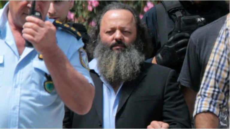 Ο Αρτέμης Σώρρας μεταφέρθηκε στις φυλακές Χαλκίδας υπό άκρα μυστικότητα