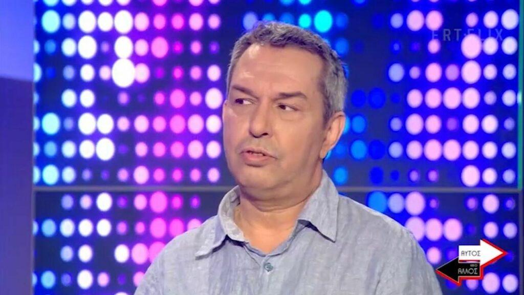 Ο Χρήστος Χατζηπαναγιώτης για τον τσακωμό του με την Υρώ Μανέ: Δεν έχουμε επαφές