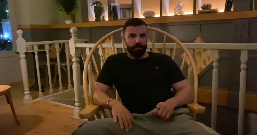Αντώνης Αλεξανδρίδης: Αποκαλύπτει για πρωτη φορά όλο το παρασκήνιο πίσω από τις δηλώσεις του στο Big Brother