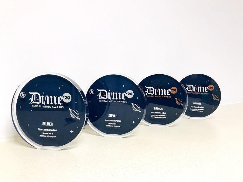4 βραβεία για το Star στα Digital Media Awards