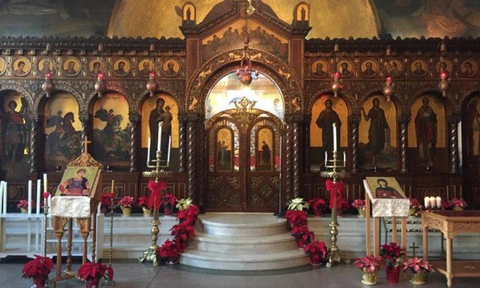 Κορονoϊός : Το «τερμάτισε» ιερέας – Δεν επιτρέπω μάσκα στην εκκλησία – Είναι εμπαιγμός στο Άγιο Πνεύμα»