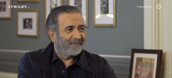 Λάκης Λαζόπουλος: Πρέπει να είσαι τελείως ηλίθιος για να μην φοβάσαι τον κορονοϊό