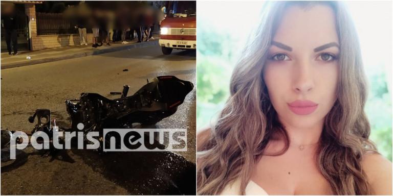 Τροχαίο στην Αμαλιάδα: Θρήνος για την 23χρονη Αλίκη -Διασωληνωμένος νοσηλεύεται ο ξάδερφός της